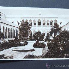Postales: POSTAL DE TANGER / LOS JARDINES DEL ANTIGUO PALACIO DE MOULAY HAFID - ED. LA CIGOGNE / CASABLANCA. Lote 49624522