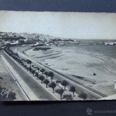 Postales: POSTAL DE TANGER / VISTA GENERAL DESDE EL HOTEL RIF / ED. LEBRUN / CIRCULADA 1943. Lote 49624575