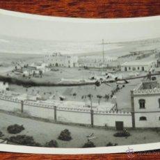Cartes Postales: FOTOGRAFIA DE CABO JUBY, SAHARA ESPAÑOL, CAMPAMENTO OFICIALES ESPAÑOLES Y AERODROMO, AÑO 1932, MIDE . Lote 50102173