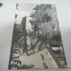 Postales: POSTAL ESCUELA ARTES INDIGENAS TETUAN. Lote 51141615