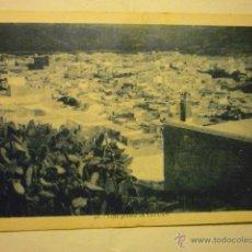 Postales: POSTAL TETUAN.-VISTA GENERAL.--ESCRITA 1927 ..BB. Lote 51570840