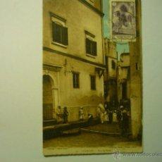 Postales: POSTAL LARACHE.BARRIO MORO-EDICION CASA GOYA--BB. Lote 52168066