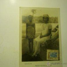 Postales: POSTAL GUINEA ESPAÑOLA-KOGO TIPOS Y BELLEZAS DEL PAIS- BB. Lote 52806008