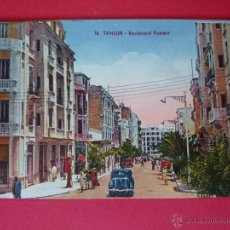 Postales: ANTIGUA POSTAL DE TANGER - EDICION LEBRUN FRÈRES, TANGER.. R - 742. Lote 53782593