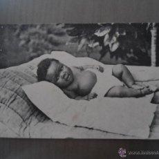 Postales: ANTIGUA POSTAL MISIONES DE GUINEA ESPAÑOLA - AFRICA ECUATORIAL - PROPAGANDA EL MISIONERO. Lote 54052065