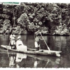 Postales: PS6213 GUINEA ESPAÑOLA 'MISIONERO CATÓLICO'. H. GARCÍA. CIRCULADA. 1955. Lote 53760205