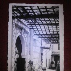 Postales: POSTAL - ÄFRICA - A DETERMINAR - 34 UNA CALLE TÍPICA DEL ÁRABE - FOTO RUBIO - AGFA - SIN ESCRIBIR. Lote 56558553