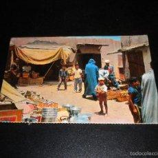 Postales: POSTAL SIDI - IFNI ZOCO VIEJO / Nº 83 / 1966 / FARDI. Lote 56878980