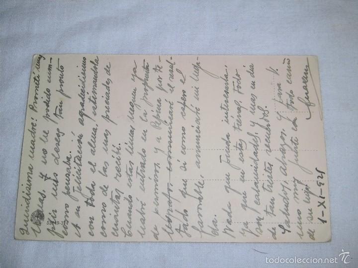 Postales: ANTIGUA POSTAL DE TETUAN.EL ENSANCHE - Foto 2 - 56939949