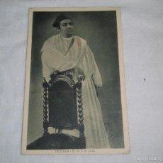 Postales: ANTIGUA POSTAL TETUAN.-S.A.I.EL JALIFA.-ESCRITA Y FECHADA 28-10-1925. Lote 56940146