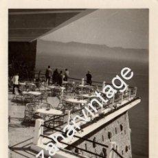 Postales: ALHUCEMAS, HOTEL MOHAMED V, FOTOGRAFICA. Lote 56965179