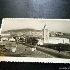 Postales: POSTAL CEUTA UNA VISTA DE CEUTA FOTO RUBIO. Lote 57859738