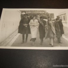 Postales: TETUAN POSTAL FOTOGRAFICA MISS TETUAN 1934 CON AMIGAS Y MILITAR. Lote 57960259