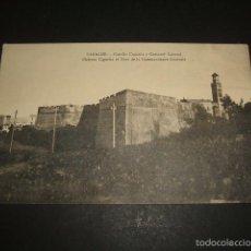 Postales: LARACHE CASTILLO CIGÜEÑA Y COMANDANCIA GENERAL . Lote 57966002