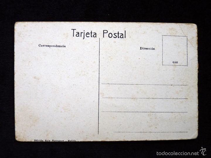 Postales: TARJETA POSTAL CAMPAMENTO DEL ZOCO DEL HAD. ED. BOIX HERMANOS. AÑOS 30 - Foto 2 - 58020592