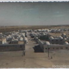Postales: POSTAL AAIUN VISTA GENERAL SAHARA ED. DE PORRAS N° 2 COLOREADA MARRUECOS. Lote 58182674
