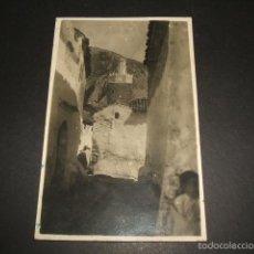 Postales: XAUEN MARRUECOS ESPAÑOL POSTAL FOTOGRAFICA AÑOS 30 VISTA. Lote 59999951