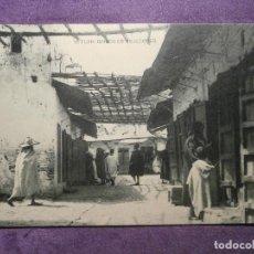 Postales: POSTAL - ESPAÑA - EXCOLONIAS - TETUAN - BARRIO DE TEJEDORES - HAUSER Y MENET - ESCRITA 1923. Lote 62408188