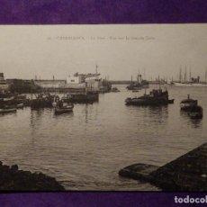 Postales: POSTAL - AFRICA - MARRUECOS - 30 CASABLANCA - LE PORT - VUE SUR LA GRANDE FETEE. Lote 63165368
