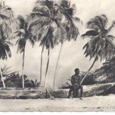 Postales: PS4616 GUINEA ESPAÑOLA 'CAYUCO Y PALMERAS'. H. GARCÍA. SIN CIRCULAR. Lote 43843020
