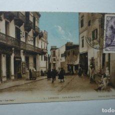 Postales: POSTAL LARACHE-CALLE ALFONSO XIII - BB. Lote 66967382