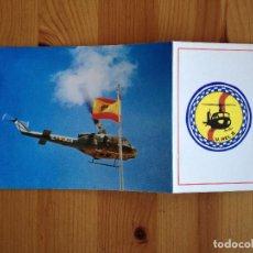 Postales: SAHARA. UNIDAD DE HELICÓPTEROS. Lote 71053609