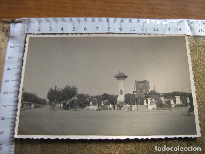 MARRUECOS - POSTAL FOTOGRAFICA DE ALCAZAR (Postales - Postales Temáticas - Ex Colonias y Protectorado Español)