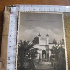 Postales: MARRUECOS - POSTAL FOTOGRAFICA DE ALCAZAR CON CENSURA MILITAR ALCAZARQUIVIR. Lote 72061771