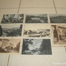 Postales: MARRUECOS. TÁNGER. LOTE DE 8 POSTALES. AÑOS 40. TUKKER, ARS MARSEILLE, TADDEI. Lote 75908739