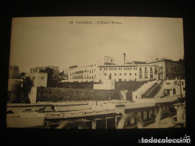 Postales: Marruecos. Tánger. Lote de 8 postales. Años 40. Tukker, ARS Marseille, Taddei - Foto 2 - 75908739