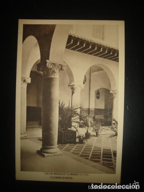 Postales: Marruecos. Tánger. Lote de 8 postales. Años 40. Tukker, ARS Marseille, Taddei - Foto 3 - 75908739