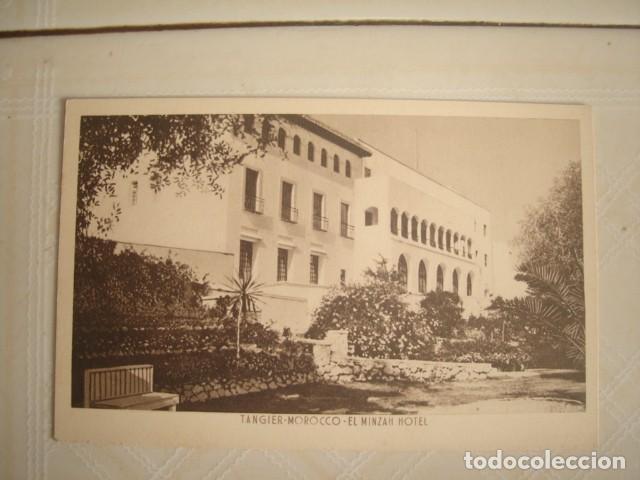 Postales: Marruecos. Tánger. Lote de 8 postales. Años 40. Tukker, ARS Marseille, Taddei - Foto 4 - 75908739