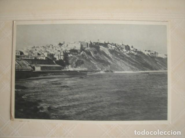 Postales: Marruecos. Tánger. Lote de 8 postales. Años 40. Tukker, ARS Marseille, Taddei - Foto 6 - 75908739