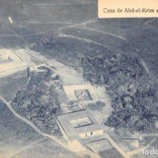 Cartes Postales: CASA DE ABD-EL-KRIM EN AIT KAMARA. Lote 79115313