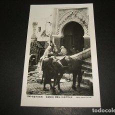 Postales: TETUAN ZAUIA DEL HARRAK FOTO CALATAYUD. Lote 84512112