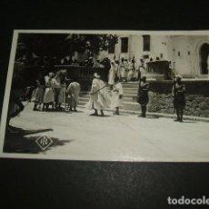 Postales: TETUAN MILITARES MOROS REGULARES FOTO CUADRADO POSTAL FOTOGRAFICA. Lote 86670976