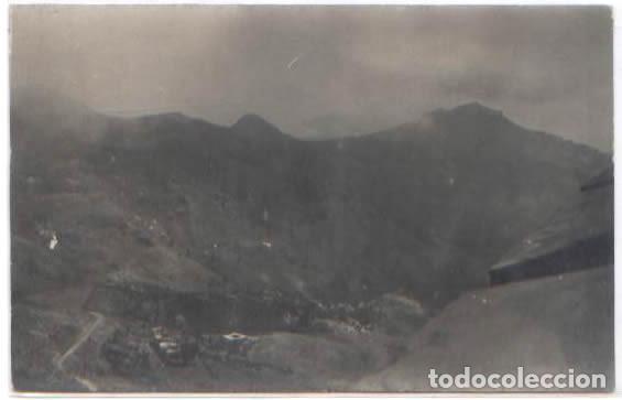 POSTAL FOTOGRAFICA MONTE GURUGU MELILLA MARRUECOS ESPAÑOL 1931 (Postales - Postales Temáticas - Ex Colonias y Protectorado Español)