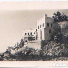 Postales: POSTAL FOTOGRAFICA TETUAN EL PALACIO FORTALEZA MARRUECOS ESPAÑOL AÑOS 30. Lote 90820790