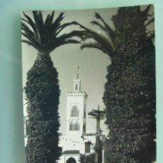 Postales: PROTECTORADO : POSTAL DE TETUAN . CIRCULADA 1964 CON SELLO DE FRANCO. Lote 91720635