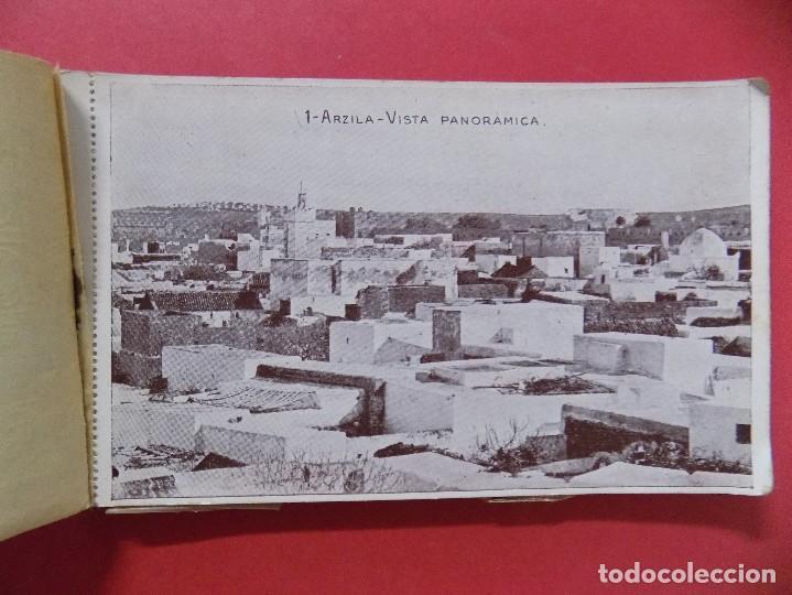 Postales: BLOCk -POSTAL-20 POSTALES RECUERDO DE ARZILA, ASILAH (MARRUECOS) - MARCO HERMANOS, VALENCIA.. R-6669 - Foto 2 - 93743030