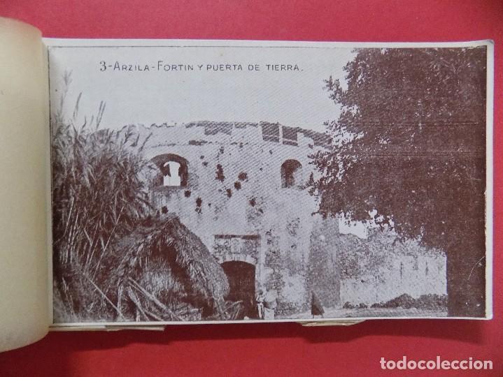 Postales: BLOCk -POSTAL-20 POSTALES RECUERDO DE ARZILA, ASILAH (MARRUECOS) - MARCO HERMANOS, VALENCIA.. R-6669 - Foto 5 - 93743030