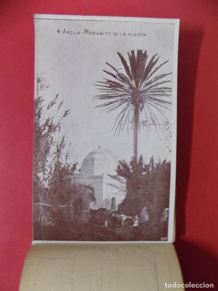 Postales: BLOCk -POSTAL-20 POSTALES RECUERDO DE ARZILA, ASILAH (MARRUECOS) - MARCO HERMANOS, VALENCIA.. R-6669 - Foto 6 - 93743030