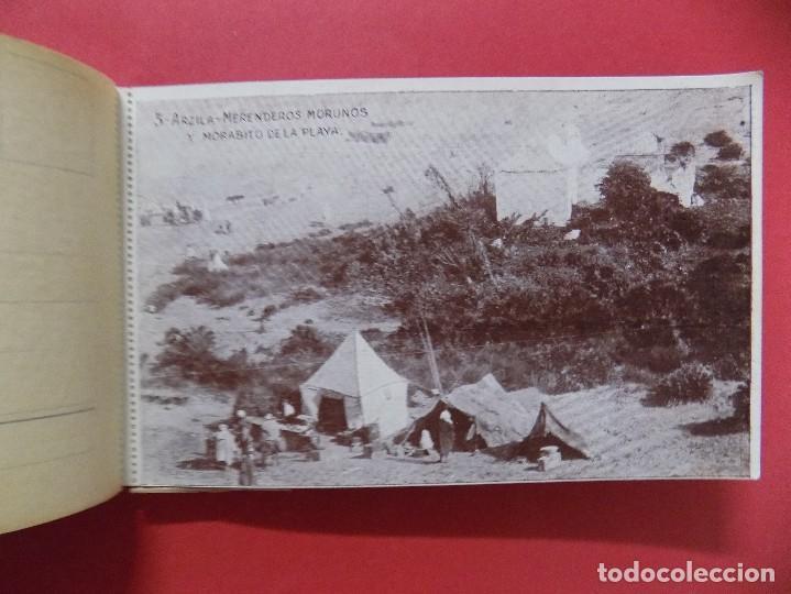 Postales: BLOCk -POSTAL-20 POSTALES RECUERDO DE ARZILA, ASILAH (MARRUECOS) - MARCO HERMANOS, VALENCIA.. R-6669 - Foto 7 - 93743030