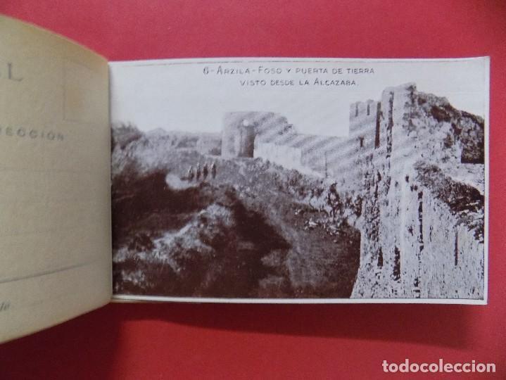 Postales: BLOCk -POSTAL-20 POSTALES RECUERDO DE ARZILA, ASILAH (MARRUECOS) - MARCO HERMANOS, VALENCIA.. R-6669 - Foto 8 - 93743030