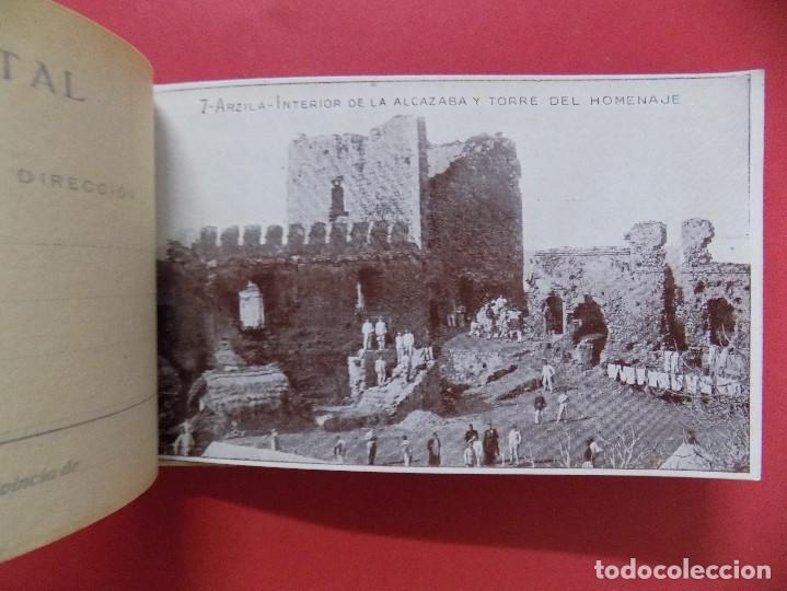 Postales: BLOCk -POSTAL-20 POSTALES RECUERDO DE ARZILA, ASILAH (MARRUECOS) - MARCO HERMANOS, VALENCIA.. R-6669 - Foto 9 - 93743030