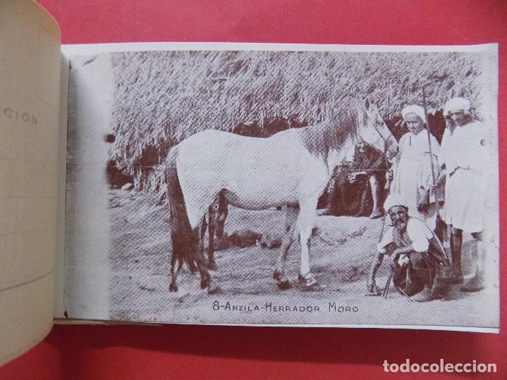 Postales: BLOCk -POSTAL-20 POSTALES RECUERDO DE ARZILA, ASILAH (MARRUECOS) - MARCO HERMANOS, VALENCIA.. R-6669 - Foto 10 - 93743030
