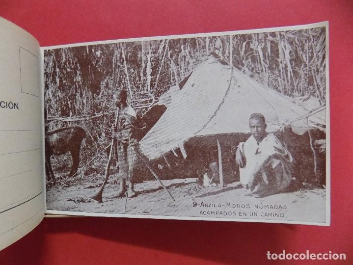 Postales: BLOCk -POSTAL-20 POSTALES RECUERDO DE ARZILA, ASILAH (MARRUECOS) - MARCO HERMANOS, VALENCIA.. R-6669 - Foto 11 - 93743030