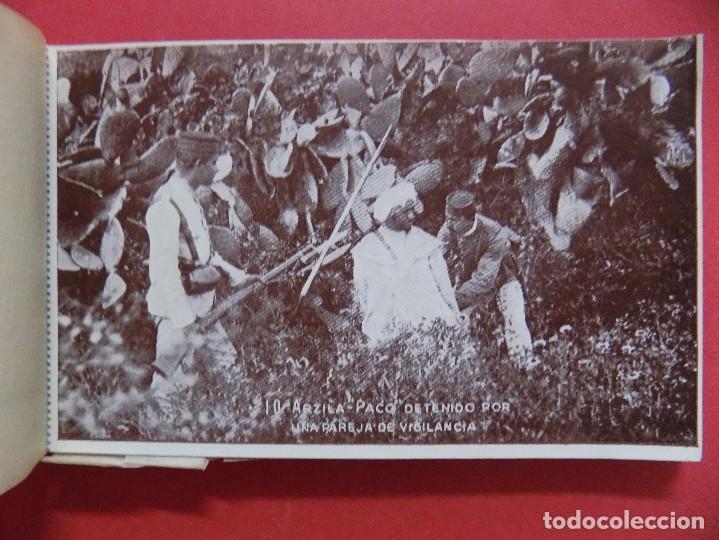 Postales: BLOCk -POSTAL-20 POSTALES RECUERDO DE ARZILA, ASILAH (MARRUECOS) - MARCO HERMANOS, VALENCIA.. R-6669 - Foto 12 - 93743030