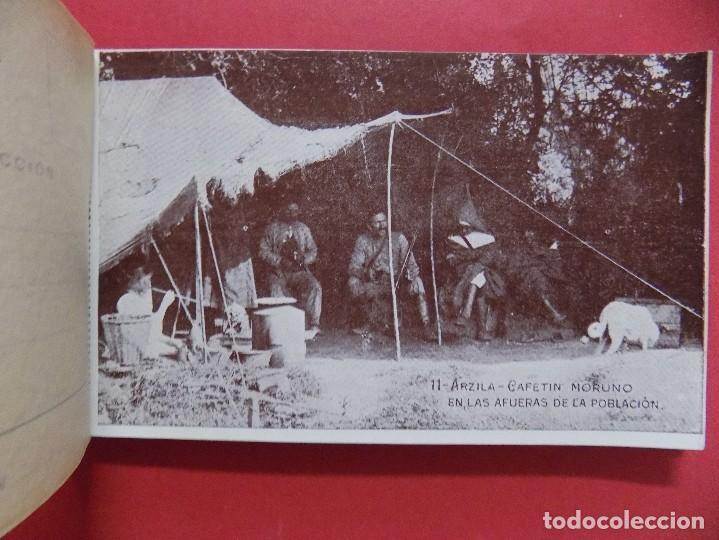 Postales: BLOCk -POSTAL-20 POSTALES RECUERDO DE ARZILA, ASILAH (MARRUECOS) - MARCO HERMANOS, VALENCIA.. R-6669 - Foto 13 - 93743030
