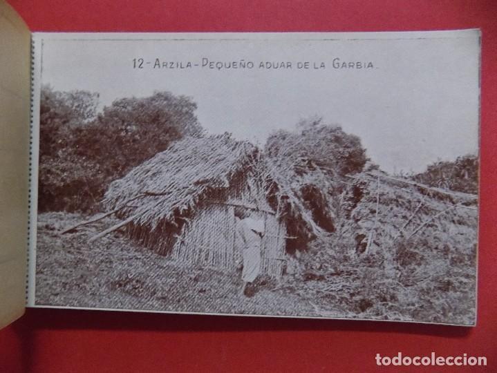 Postales: BLOCk -POSTAL-20 POSTALES RECUERDO DE ARZILA, ASILAH (MARRUECOS) - MARCO HERMANOS, VALENCIA.. R-6669 - Foto 14 - 93743030